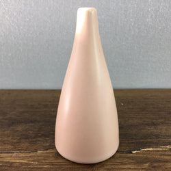 Poole Pottery Peach Bloom Pointy Salt Pot