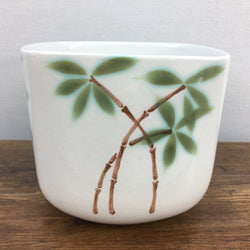 Poole Pottery Palm Tree Planter / Cache Pot