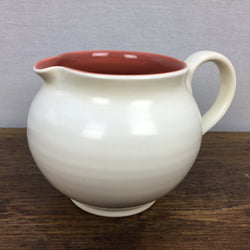 Poole Pottery Red Indian Cream Jug