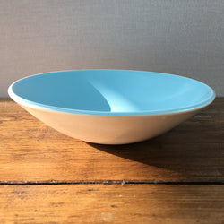 Poole Pottery Sky Blue Fruit Bowl