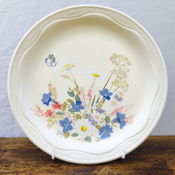"Poole Pottery ""Springtime"" Breakfast/Salad Plate"