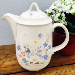 Poole Pottery Springtime Coffee Pot
