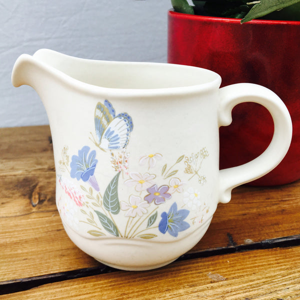 Poole Pottery Springtime Cream Jug