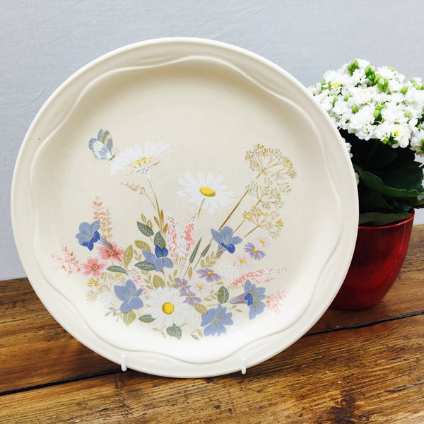 Poole Pottery Springtime Dinner Plate
