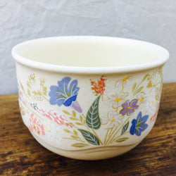 Poole Pottery Springtime Sugar Bowl