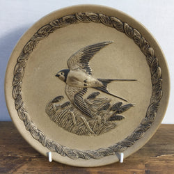 Poole Pottery Stoneware British Garden Birds The Swallow