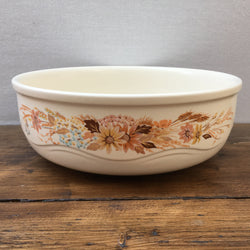 Poole Pottery Summer Glory Salad Bowl