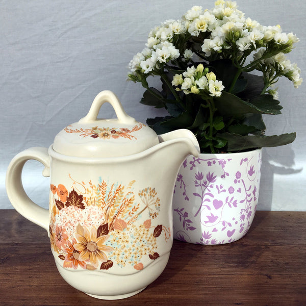 Poole Pottery Summer Glory Hot Water Jug