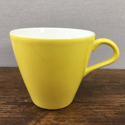 Poole Pottery Sunshine Yellow Tea Cup