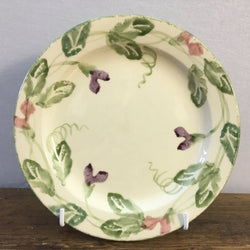 Poole Pottery Sweet Pea Tea Plate
