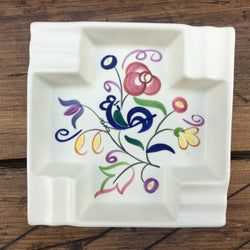 Poole Pottery Traditional Ashtray LE Pattern