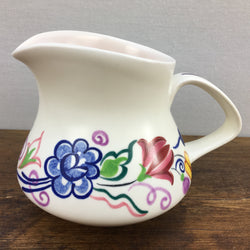 Poole Pottery Traditional Ware Milk Jug (BN Pattern)