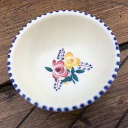 Poole Pottery Traditional Ware Small Dish BF Pattern
