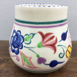 Poole Pottery Traditional Vase BN Pattern 4""
