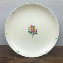 "Poole Pottery Traditional Ware 7"" Plate - PE Pattern"