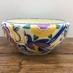 Poole Pottery Traditional Large Bowl SN Pattern