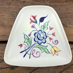 Poole Pottery Traditional Ware Tray BN Pattern