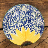 Poole Pottery Sunflower Breakfast Saucer
