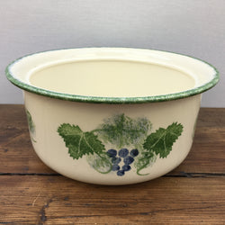"Poole Pottery ""Vineyard"" Casserole, 2.5 Pints, No Lid"