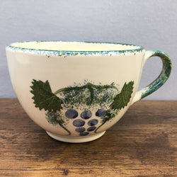 Poole Pottery Vineyard Jumbo Cup