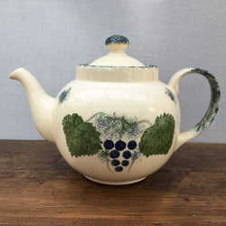 Poole Pottery Vineyard Teapot