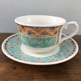 Ports of Call Kabul Tea Cup & Saucer