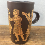 Purbeck Medieval Pursuits Coffee Mug - Troubadours