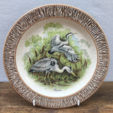 Purbeck Pottery Heron Plate