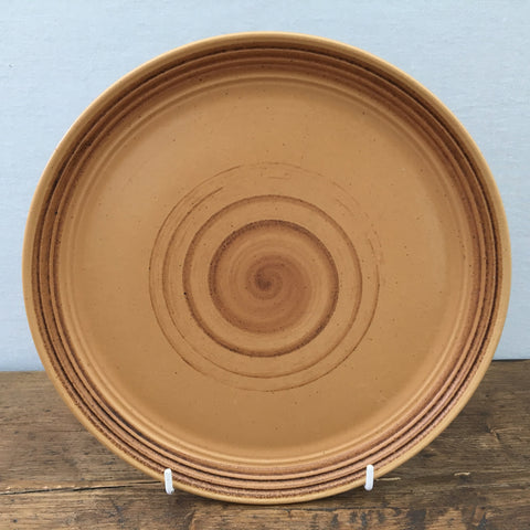 Purbeck Pottery Toast Breakfast/Salad Plate