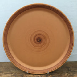 "Purbeck Pottery ""Toast"" Round Serving Platter"
