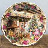 Royal Albert Christmas Joy Plate