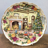 Royal Albert Christmas Warmth Plate
