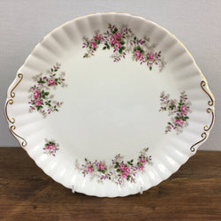Royal Albert Lavender Rose Eared Serving Plate