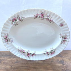 Royal Albert Lavender Rose Oval Platter, 13.75""