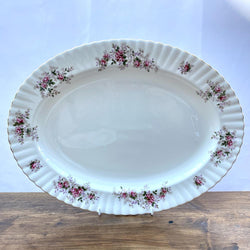 Royal Albert Lavender Rose Oval Platter, 16.25""