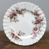 Royal Albert Lavender Rose Tea Plates