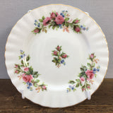 Royal Albert Moss Rose Tea Plates