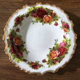 Royal Albert Old Country Roses Round Trinket Dish