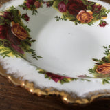 Royal Albert Old Country Roses Ornamental Trinket Dish