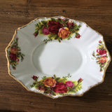 Royal Albert Old Country Roses Oval Trinket Dish