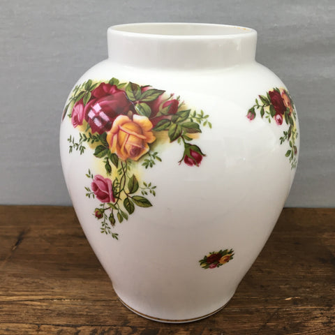 "Royal Albert Old Country Roses 6"" Vase"