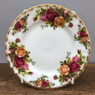 Royal Albert Old Country Roses Tea Plate