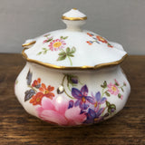 Royal Crown Derby Derby Posies Mustard Pot