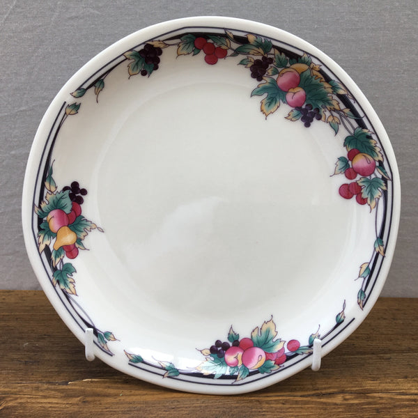 "Royal Doulton ""Autumn's Glory"" Tea Plate"