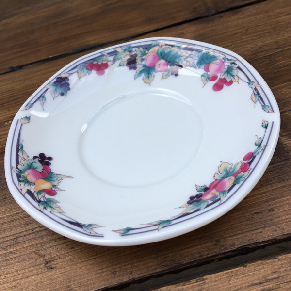 Royal Doulton Autumn's Glory Saucer
