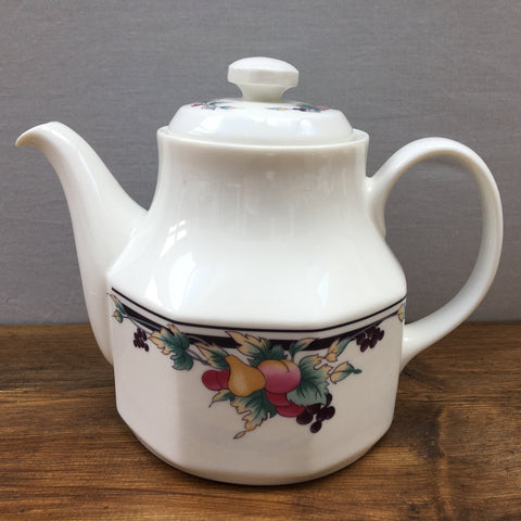 Royal Doulton Autumn's Glory Teapot