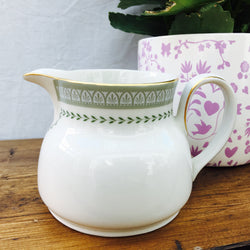 Royal Doulton Berkshire Cream Jug