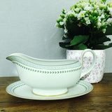 Royal Doulton Berkshire Sauce Boat & Stand