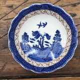 Royal Doulton Booth's Real Old Willow Fruit Saucer