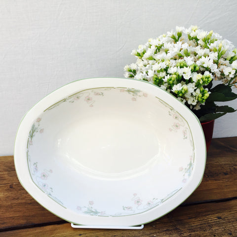 "Royal Doulton ""Caprice"" Oval Serving Dish"